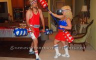 Funny American Costumes 8 High Resolution Wallpaper