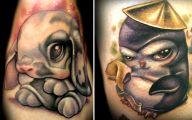 Funny Animal Tattoos 9 High Resolution Wallpaper
