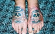 Funny Ankle Tattoos 26 Background