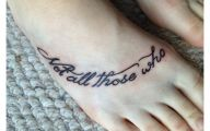 Funny Ankle Tattoos 33 Widescreen Wallpaper