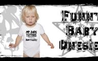Funny Babies And Children's Shoes 1 Wide Wallpaper