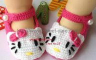 Funny Babies And Children's Shoes 14 Background Wallpaper