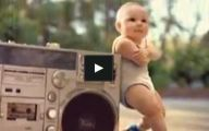 Funny Babies Dancing 10 Free Wallpaper