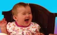 Funny Babies Laughing  4 Wide Wallpaper