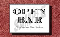 Funny Bar Signs 16 Widescreen Wallpaper