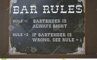 Funny Bar Signs 17 Desktop Wallpaper
