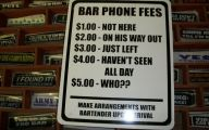 Funny Bar Signs 29 Background Wallpaper