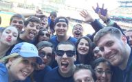 Funny Baseball Selfie 10 Cool Hd Wallpaper