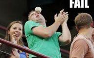 Funny Baseball Selfie 12 Background Wallpaper