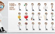 Funny Cartoon Characters 36 Background