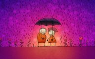 Funny Cartoons About Love 1 Free Wallpaper