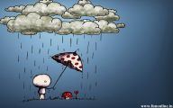 Funny Cartoons About Love 13 Wide Wallpaper