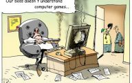 Funny Cartoons About Work   36 Cool Wallpaper