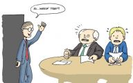 Funny Cartoons About Work   37 Widescreen Wallpaper