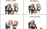 Funny Cartoons About Work   4 Free Wallpaper