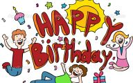 Funny Cartoons Birthday 1 High Resolution Wallpaper