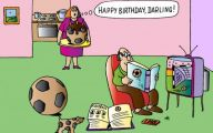 Funny Cartoons Birthday 15 High Resolution Wallpaper