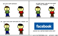 Funny Cartoons Birthday 22 Wide Wallpaper