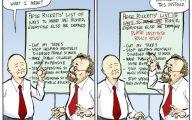 Funny Cartoons Birthday 35 Widescreen Wallpaper