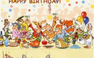 Funny Cartoons Birthday 4 Free Hd Wallpaper