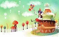 Funny Cartoons Birthday 8 Wide Wallpaper