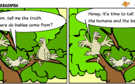 Funny Cartoons For Babies 6 Desktop Wallpaper