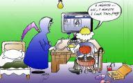 Funny Cartoons For Facebook 1 Free Wallpaper
