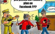 Funny Cartoons For Facebook 13 Wide Wallpaper