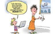 Funny Cartoons For Facebook 23 Widescreen Wallpaper