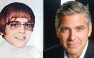 Funny Celebrities Then And Now 2 High Resolution Wallpaper