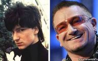 Funny Celebrities Then And Now 21 Widescreen Wallpaper