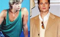 Funny Celebrities Then And Now 3 Widescreen Wallpaper