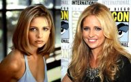 Funny Celebrities Then And Now 6 Background
