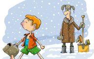 Funny Children's Artwork 33 Background Wallpaper