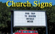 Funny Church Signs 11 Cool Wallpaper