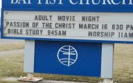 Funny Church Signs 12 Hd Wallpaper