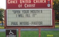 Funny Church Signs 17 Free Wallpaper