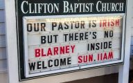 Funny Church Signs 25 Widescreen Wallpaper