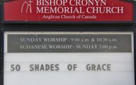 Funny Church Signs 6 Background