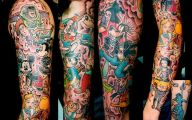 Funny Disney Tattoos 2 Free Wallpaper