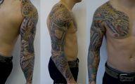 Funny Dragon Tattoos 13 Wide Wallpaper