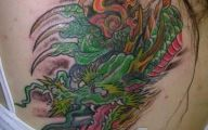 Funny Dragon Tattoos 22 High Resolution Wallpaper