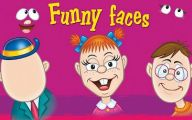 Funny Faces Children's Entertainment 33 Cool Wallpaper