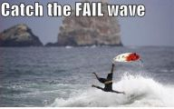 Funny Fails At The Beach 25 Wide Wallpaper
