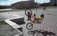 Funny Fails Bmx 23 Background