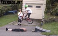 Funny Fails Bmx 8 High Resolution Wallpaper