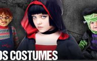 Funny Kid Costumes 12 Background