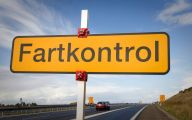 Funny Road Signs 1 Background Wallpaper