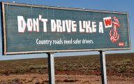 Funny Road Signs 4 Hd Wallpaper