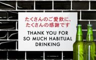 Funny Signs About Drinking 10 Widescreen Wallpaper